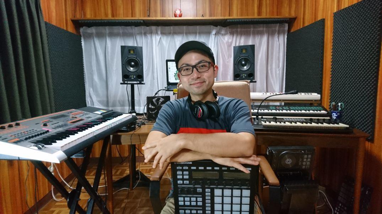 【MyStudio】レゲエ・ダンスホールトラックメイカー「Takuchaman」
