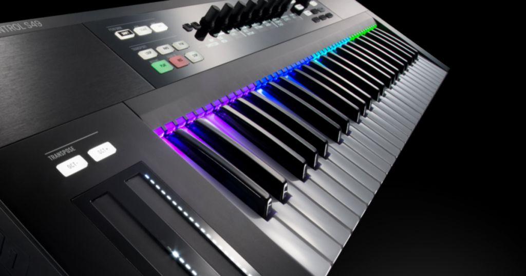 MIDIキーボードおすすめ。人気や比較、作曲や編曲にDTMなどに!